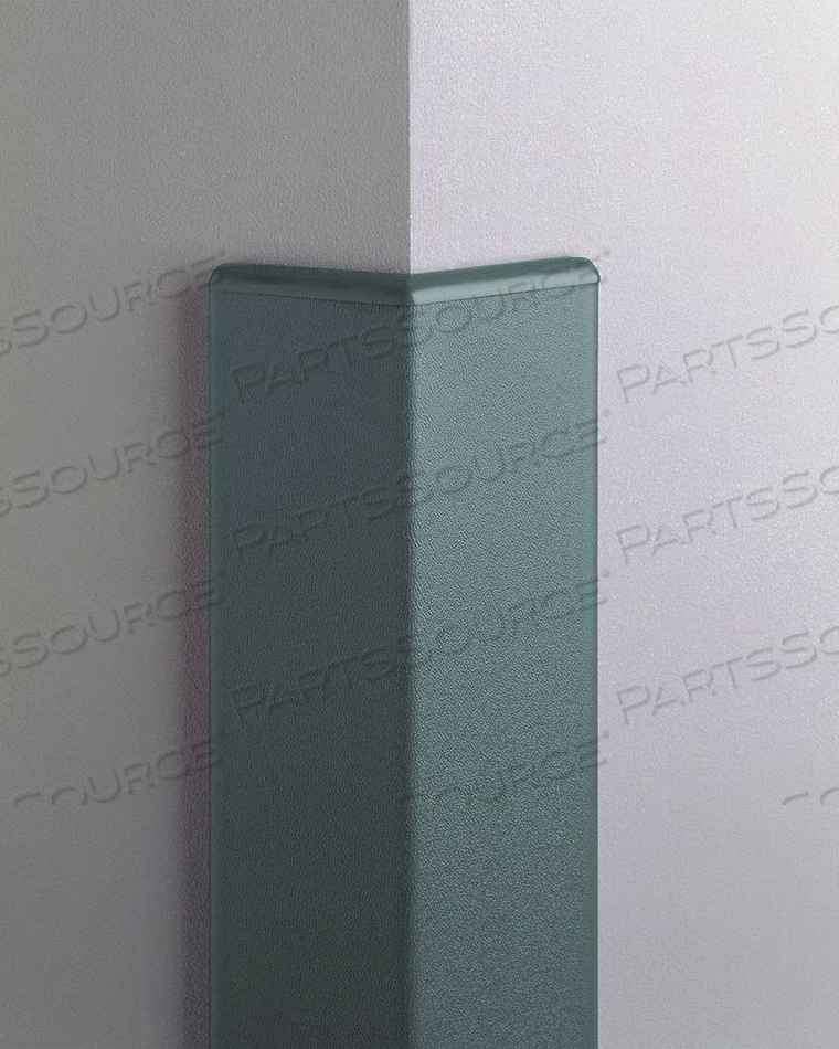 CORNER GRD 96IN.H TEAL 1 CORNER by Pawling Corp