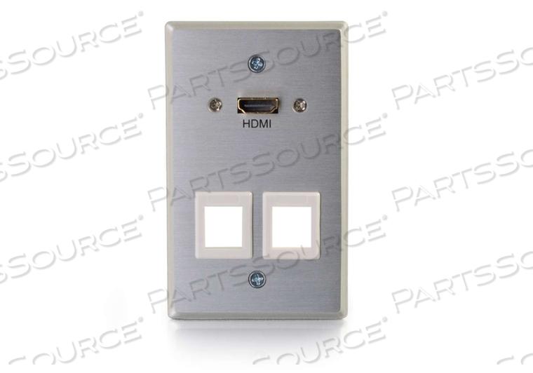 SG HDMI RR OPTICAL 2 KEYSTONES AL by Legrand AV (C2G)