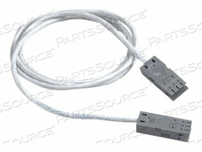 PANDUIT - PATCH CABLE - GP6 PLUS (M) TO GP6 PLUS (M) - 3 FT - UTP - CAT 6 - STRANDED - ORANGE by Panduit