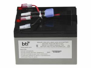 BATTERY UPS, SEALED LEAD ACID, 12V, FASTON by Battery Technology