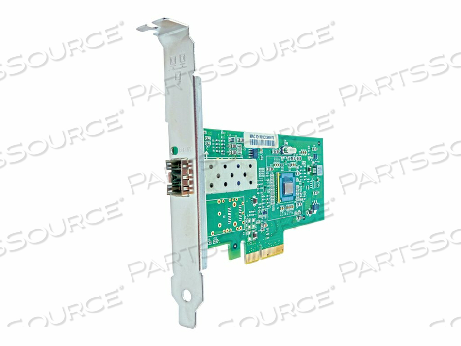 AXIOM - NETWORK ADAPTER - PCIE 2.1 X4 - GIGABIT SFP X 1 by Axiom