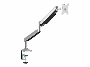 "STARTECH.COM DESK MOUNT MONITOR ARM - FULL MOTION ARTICULATING - DESK MOUNT FOR LCD DISPLAY (ADJUSTABLE ARM) - HEAVY DUTY ALUMINUM - SILVER - SCREEN SIZE: 13""-32"" - FOR P/N: ACCSMNT by StarTech.com Ltd."