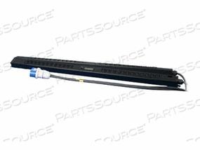 PANDUIT SMARTZONE GATEWAY-ENABLED MS SERIES - POWER DISTRIBUTION UNIT (RACK-MOUNTABLE) - AC 208 V - 20 KW - 3-PHASE DELTA - RS-485 - INPUT: IEC 60309 60A - OUTPUT CONNECTORS: 24 - 0U - 10 FT - BLACK