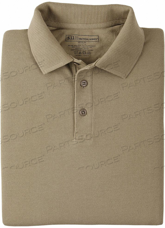 PROFESSIONAL POLO TALL L SILVER TAN by 5.11 Tactical
