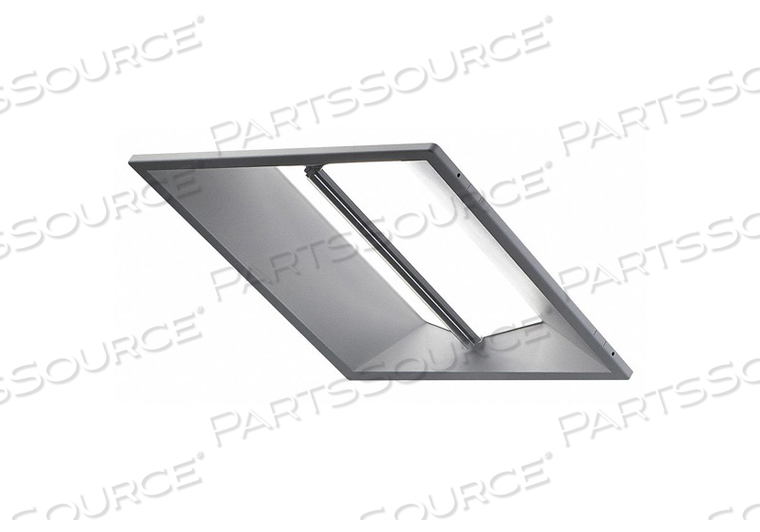 LED RECESSED TROFFER 4000K 32W 120-277V by Cree