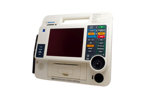 LP12 DEFIBRILLATOR REPAIR by Physio-Control