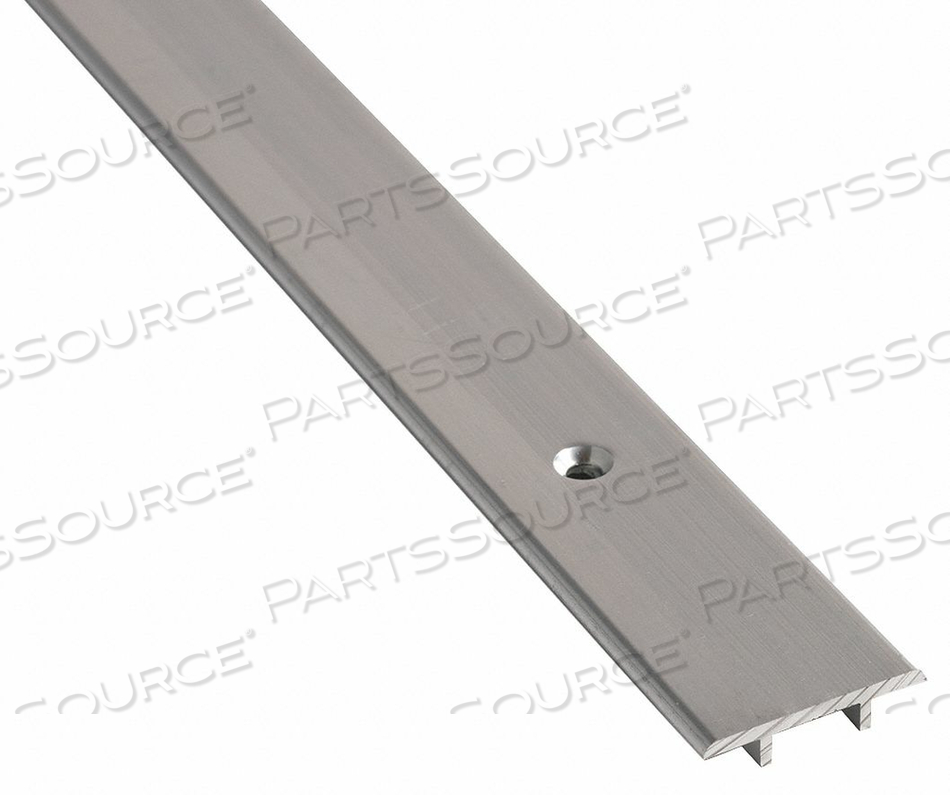 DOOR THRESHOLD ALUMINUM 72IN L 1-3/4IN W by National Guard Products