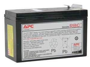 12V 7AH SEALED LEAD ACID BATTERY by APC / American Power Conversion