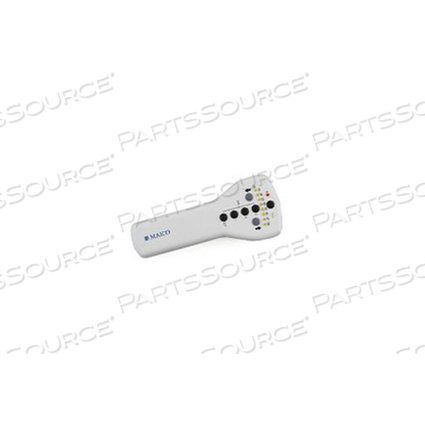 AUDIOMETER, 500/1000/2000/4000 HZ, 2 AA BATTERY by McKesson