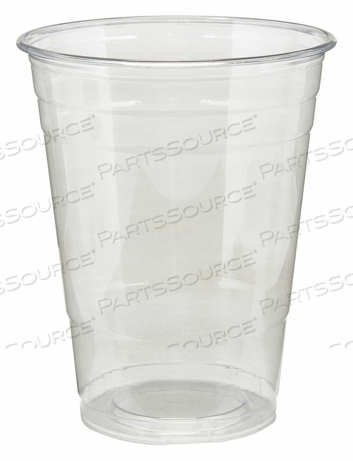 DISPOSABLE COLD CUP PLASTIC 16 OZ. PK500 by Dixie