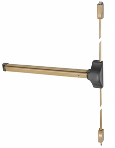 SURFACE VERTICAL ROD GRADE 1 36IN BRONZE by Yale