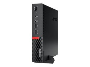 LENOVO THINKCENTRE M910Q 10MV - TINY DESKTOP - 1 X CORE I7 7700T / 2.9 GHZ - RAM 8 GB - HDD 500 GB - HD GRAPHICS 630 - GIGE - WLAN: 802.11A/B/G/N/AC, BLUETOOTH 4.1 - WIN 10 PRO 64-BIT - VPRO - MONITOR: NONE - TOPSELLER by Lenovo
