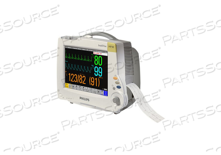 INTELLIVUE MP 30 ANESTH. PHYSIOLOGICAL MONITOR REPAIR