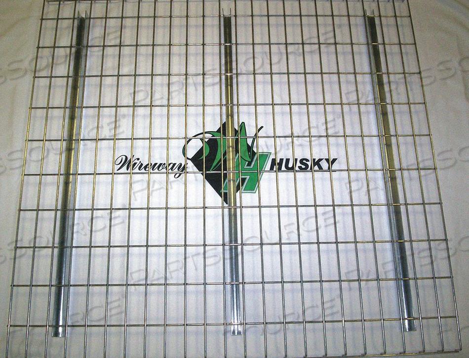 DECKING STEEL WIRE GALV 52 W 42 D by Husky Rack & Wire