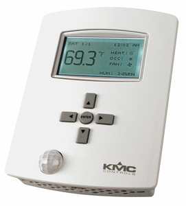 CONTROLLER 6 RELAY 3 OUTPUTS OCC SENSOR by KMC Controls