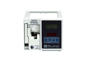 LIFECARE 5000 INFUSION PUMP by ICU Medical, Inc.