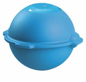 MARKER BALL POLYPROPYLENE BLUE by Tempo Communications