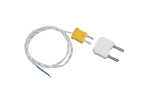 BEAD WIRE TEMP PROBE -22 TO 572 DEG F by Extech Instruments