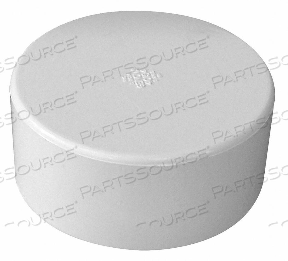 CAP PVC 3IN. HUB by Genova