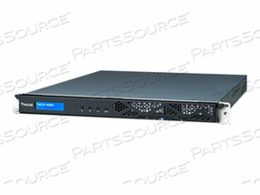 THECUS TECHNOLOGY N4820U-S - NAS SERVER - 4 BAYS - RACK-MOUNTABLE - SATA 6GB/S / SATA 3GB/S - RAID 0, 1, 5, 6, 10, JBOD - RAM 4 GB - GIGABIT ETHERNET - ISCSI - 1U by Sharp Electronics Corporation