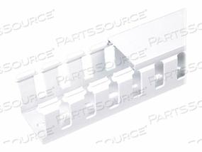 PANDUIT PANDUCT TYPE NNC - CABLE DUCT - 6.6 FT - WHITE by Panduit
