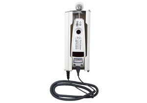124288 TAT-5000 THERMOMETER WITH SECURITY WALL MOUNT AND COILED CABLE by Exergen Corporation