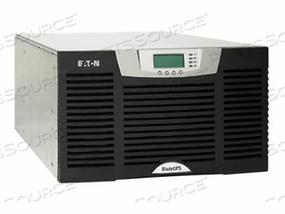"EATON BLADEUPS - UPS (RACK-MOUNTABLE) - AC 208 V - 12 KW - 12000 VA - 3-PHASE - 6U - 19"" - TAA COMPLIANT by Eaton"
