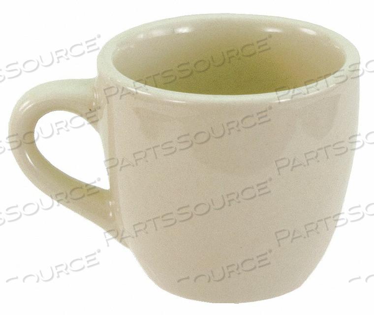 CUP BONE WHITE 3-1/2 OZ. PK36 by Crestware