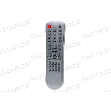 NON-LIFE FITNESS TV CONTROL REMOTE by Life Fitness