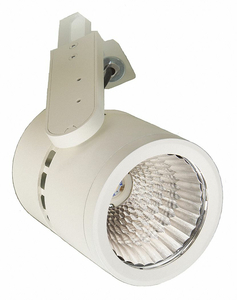 LED TRACK HEAD 8-13/16IN.L WHITE 2000LM by Lightolier