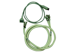 MRI HIGH IMPEDANCE ECG PATIENT LEADWIRE AND CABLE SET by GE Healthcare