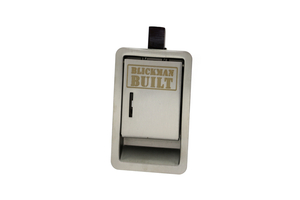 PADDLE LATCH FOR SOLID DOOR WARMING CABINETS by Blickman
