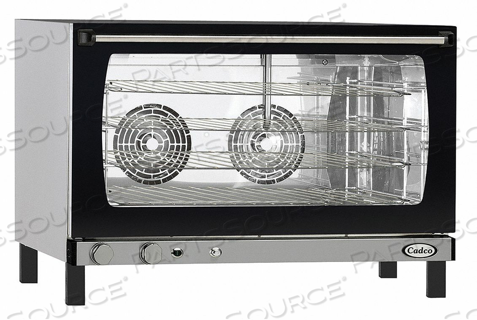CONVECTION OVEN 4 SHELVES FULL SIZE by Cadco