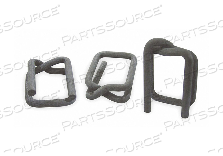 STRAPPING BUCKLE HEAVY DUTY 1 PK500 by Caristrap