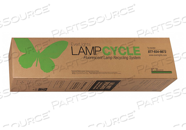 LAMP RECYCLING KIT 12-1/4 W 49 L by Everlights