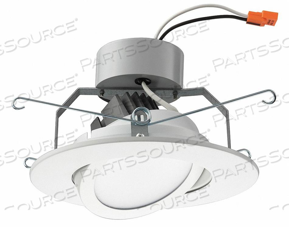 LED RETROFIT KIT ADJ 3000K 435L 6IN by Lithonia Lighting
