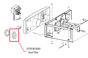 DUST FILTER by Mindray North America