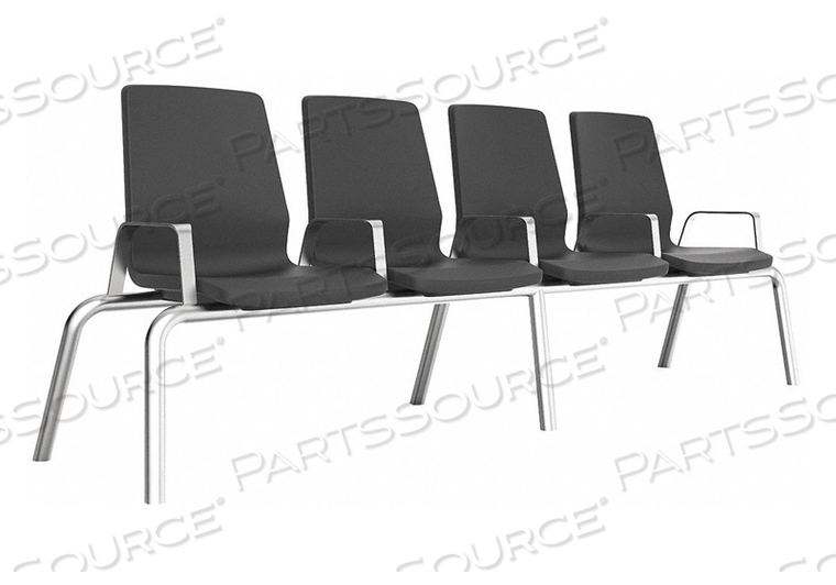 BEAM SEATING 30 W X 30 L BLUE by Cortech