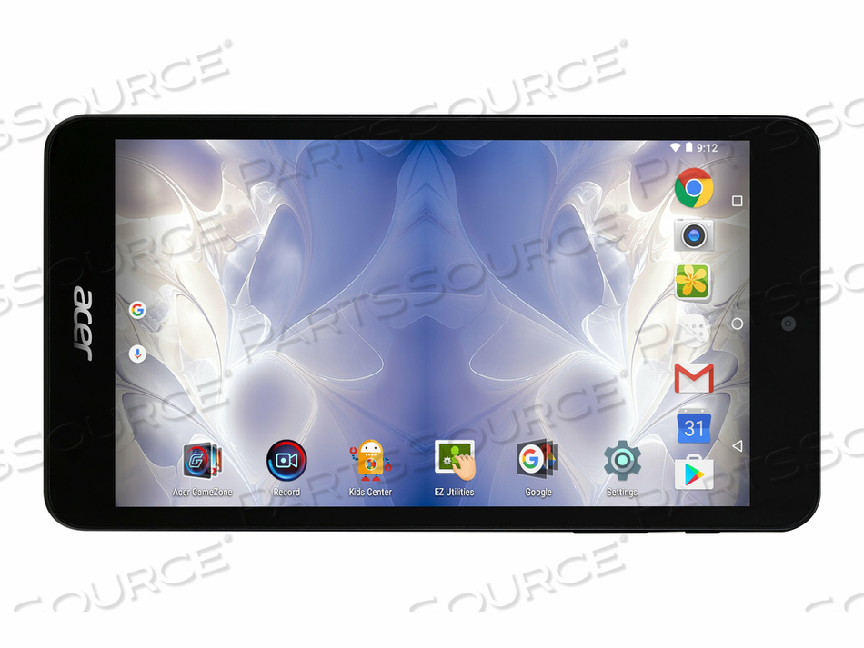 """ACER ICONIA ONE 7 B1-780-K6C3 - TABLET - ANDROID - 16 GB EMMC - 7"""" TFT (1280 X 720) - MICROSD SLOT - BLACK by Acer (America)"""