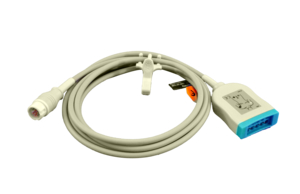 10 LEAD ECG TRUNK CABLE by Philips Healthcare (Medical Supplies)