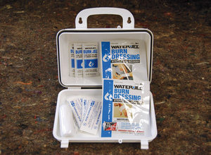 BURN CARE KIT PLASTIC by Medique