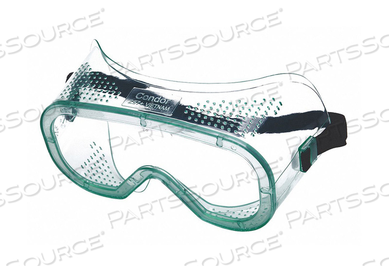 IMPACT RSTNT GOGGLES UNCOATED CLR by Condor