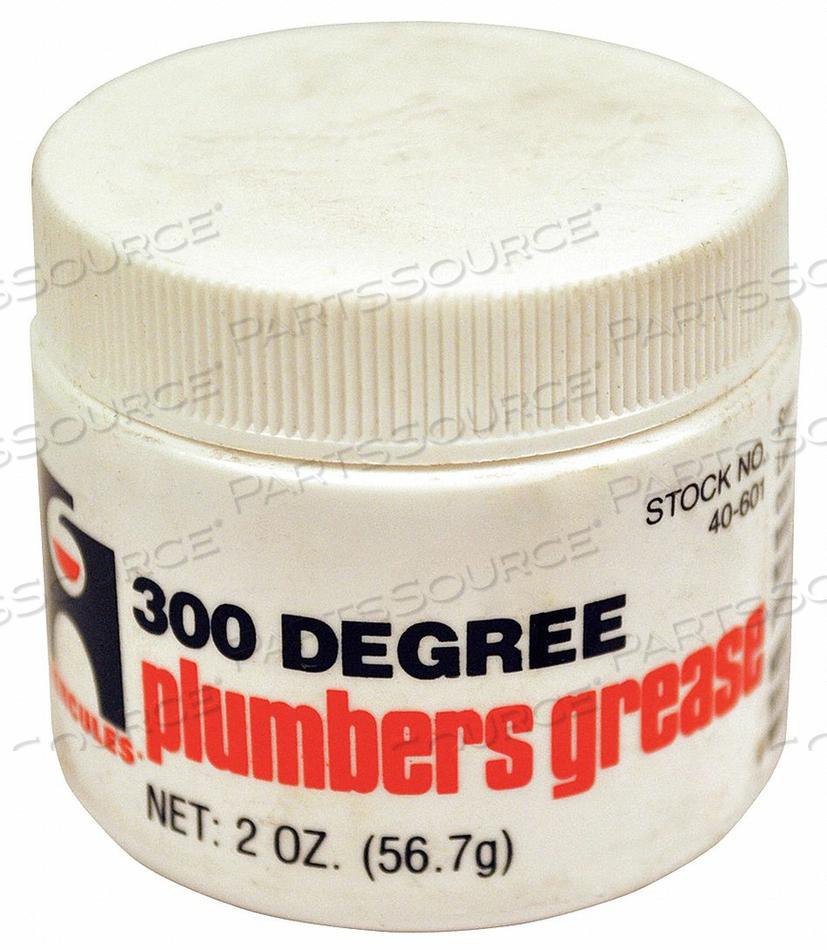 GREASE TAN PETROLEUM ODORLESS 400 DEG. F by Oatey