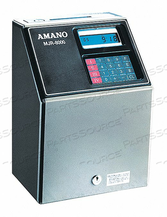 TIME CLOCK DIGITAL LCD by Amano