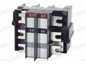 APC - CIRCUIT BREAKER ADAPTER - AC 480 V - 3-PHASE - OUTPUT CONNECTORS: 1 - FOR P/N: SY125K250DL-PD, SY125K500DR-PD, SY250K500DL-PD, SY500K500DL-PD, SY500K500DR-PD