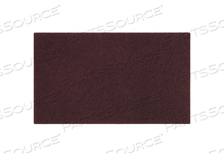 STRIPPING PAD SIZE 12 X 18 MAROON PK10 by Tough Guy