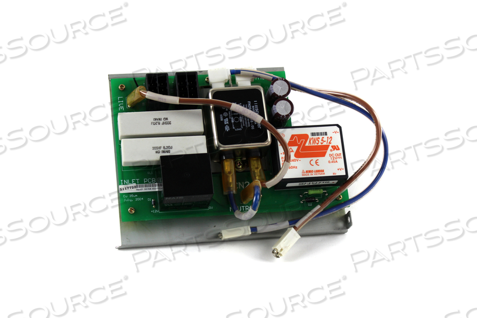 NF INLET ASSEMBLY MAIN POWER SUPPLY (PS) L7