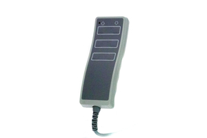 ECHO TABLE 3-BOTTON HAND SWITCH - GRAY by Biodex Medical Systems