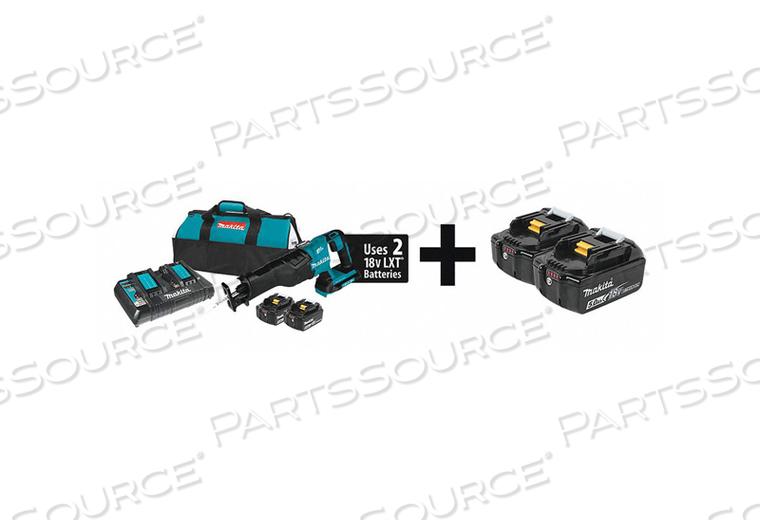 CORDLESS RECIP SAW KIT 3000 SPM 36VDC by Makita