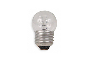 INCANDESCENT LIGHT BULB S11 15W by GE Lighting